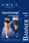 Mobile Preview: BAHNER Sportstrumpf mit Kompressions (18-21 mmHg)